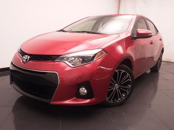 2015 Toyota Corolla S - 1030188359