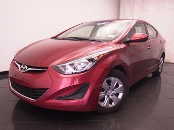 2016 Hyundai Elantra SE - 1030188385