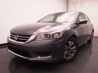 2014 Honda Accord LX - 1030188398