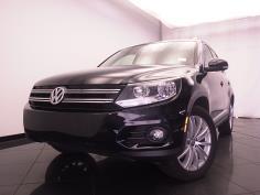 2014 Volkswagen Tiguan 2.0T SE