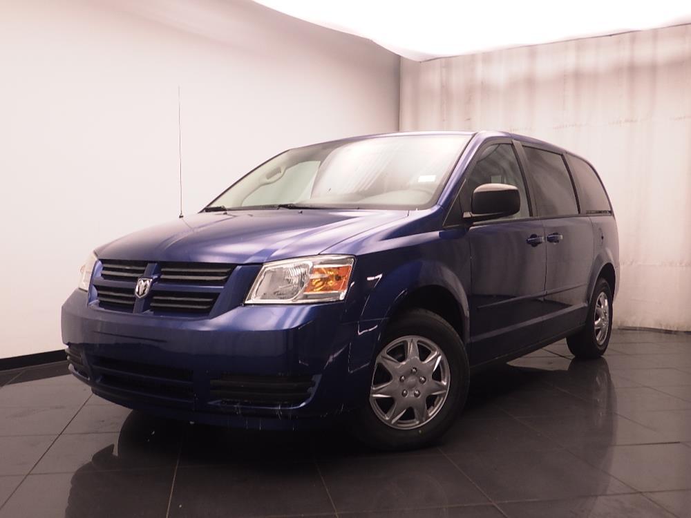 2010 Dodge Grand Caravan SE - 1030188565