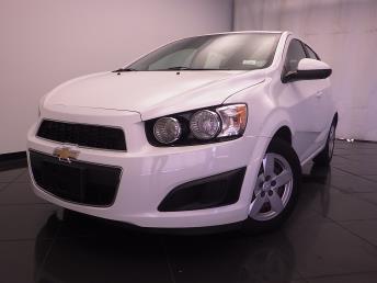 Used 2013 Chevrolet Sonic