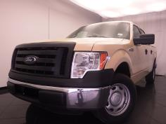2011 Ford F-150 SuperCrew Cab XL 5.5 ft