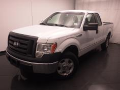 2012 Ford F-150 Super Cab XL 6.5 ft