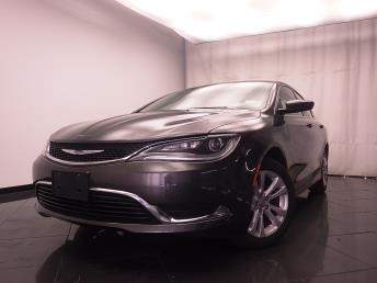 2015 Chrysler 200 - 1030188815