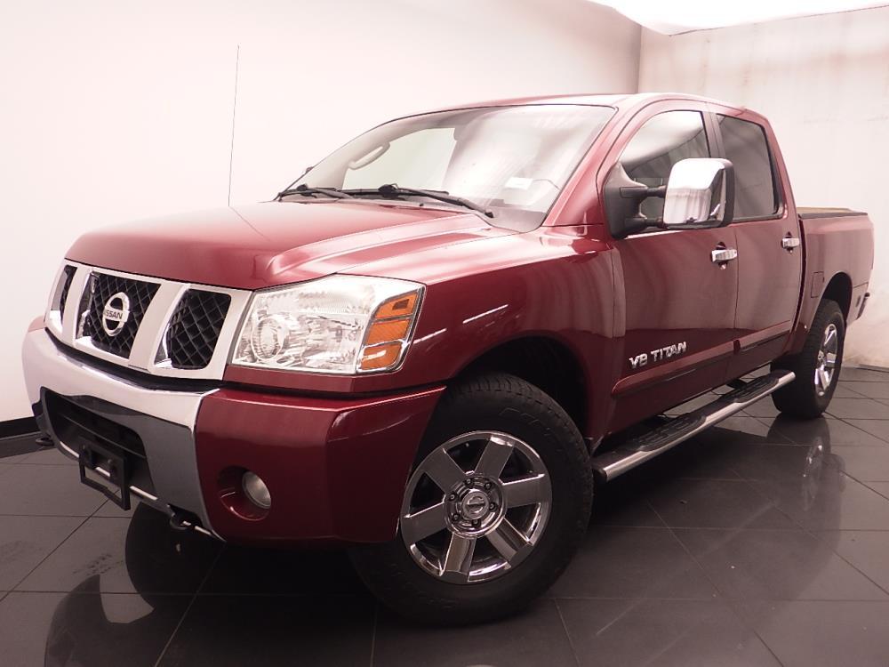 2007 Nissan Titan - 1030188886