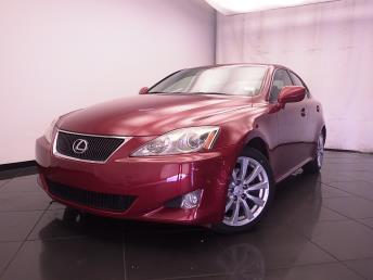 2008 Lexus IS - 1030188987