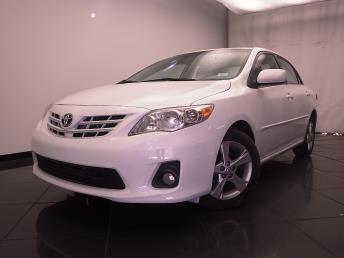 2013 Toyota Corolla LE - 1030189074