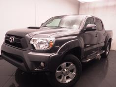 2014 Toyota Tacoma Double Cab PreRunner 5 ft