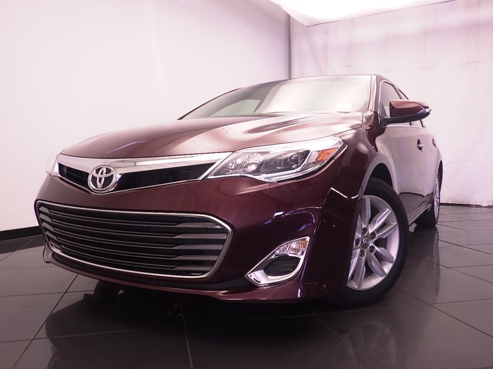 2014 Toyota Avalon XLE - 1030189135