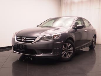 2015 Honda Accord LX - 1030189224