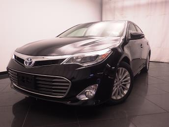 2014 Toyota Avalon Limited Hybrid - 1030189261