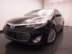 2014 Toyota Avalon Limited Hybrid