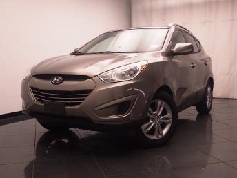 2010 Hyundai Tucson GLS - 1030189296