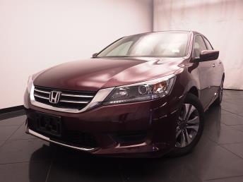 2015 Honda Accord LX - 1030189316