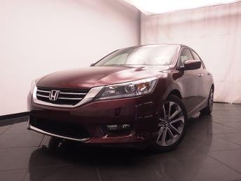 2014 Honda Accord Sport - 1030189317