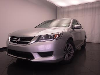 2015 Honda Accord LX - 1030189318