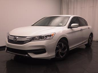 2016 Honda Accord LX - 1030189319
