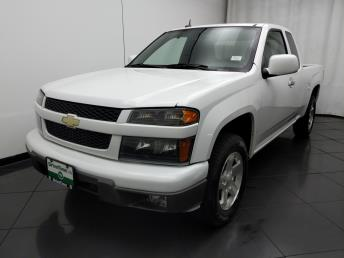 2012 Chevrolet Colorado Extended Cab LT 6 ft - 1030189540