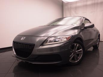 Used 2013 Honda CR-Z