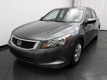 2010 Honda Accord LX - 1030189679