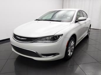 2015 Chrysler 200 Limited - 1030189685