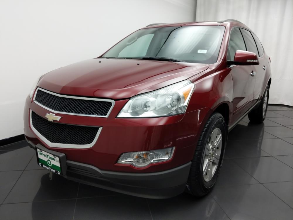 2010 Chevrolet Traverse LT - 1030189861