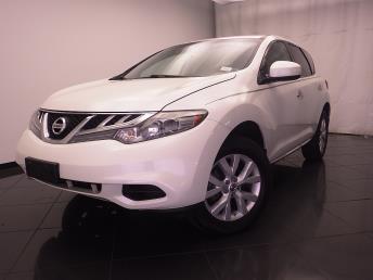 2011 Nissan Murano S - 1030189928