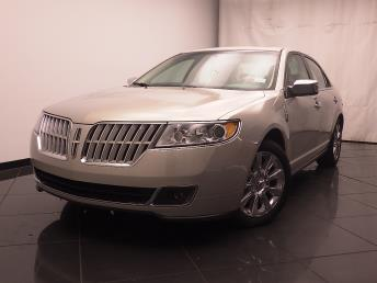 Used 2010 Lincoln MKZ