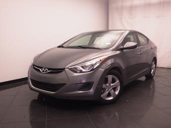 2013 Hyundai Elantra GLS - 1030189992