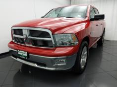 2010 Dodge Ram 1500 Crew Cab Laramie 5.5 ft