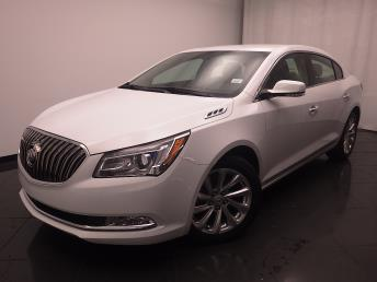 2015 Buick LaCrosse Leather - 1030190070