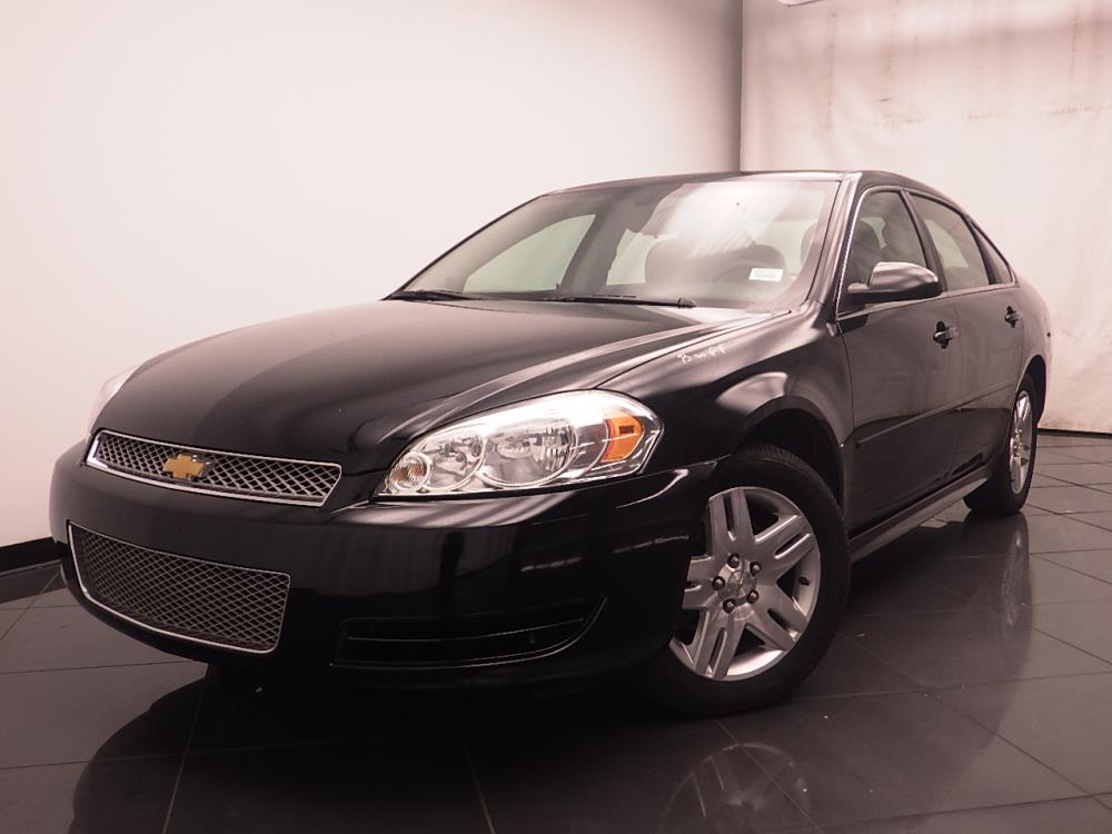 2016 Chevrolet Impala Limited LT - 1030190071