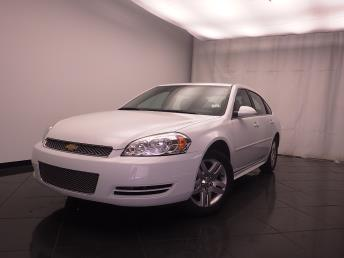 2016 Chevrolet Impala Limited LT - 1030190072