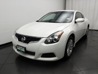 2012 Nissan Altima 2.5 S - 1030190147