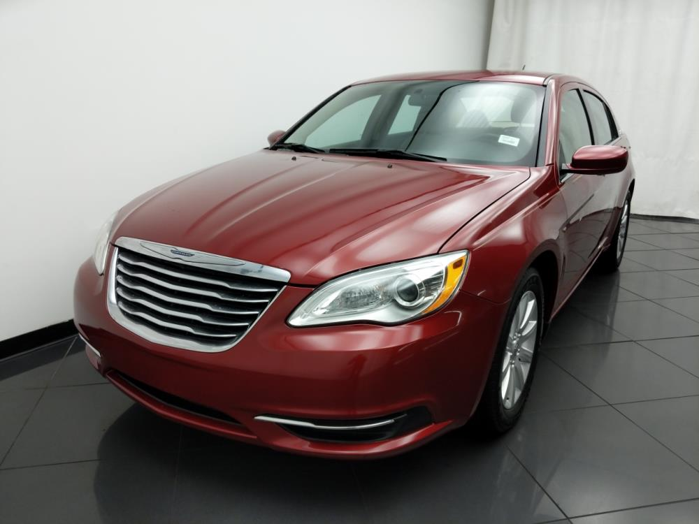 2014 Chrysler 200 Touring - 1030190220