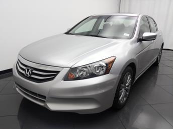 2012 Honda Accord EX-L - 1030190230