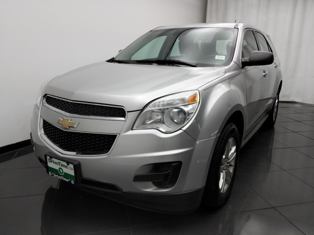 2013 Chevrolet Equinox LS - 1030190329