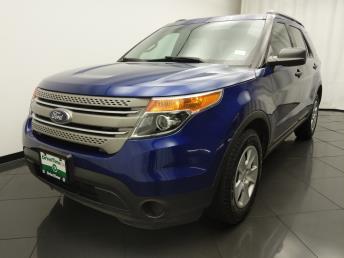 2014 Ford Explorer  - 1030190334