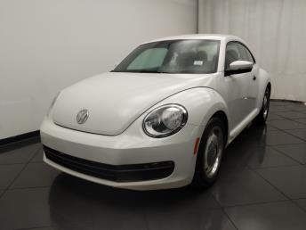 Used 2015 Volkswagen Beetle