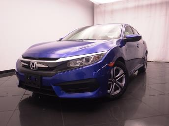 2016 Honda Civic LX - 1030190390