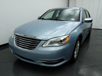 2014 Chrysler 200 LX - 1030190435