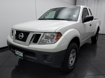 2015 Nissan Frontier King Cab S 6 ft - 1030190462