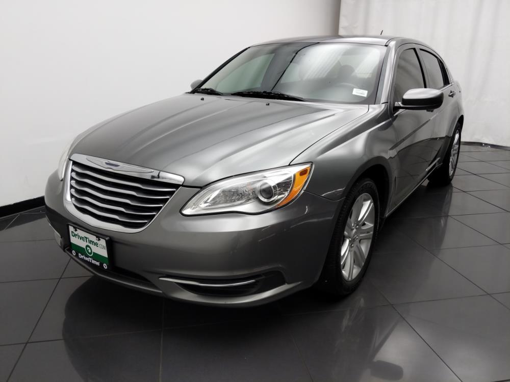 2013 Chrysler 200 Touring - 1030190487