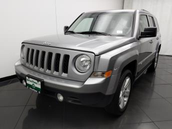 2016 Jeep Patriot Latitude - 1030190527