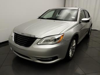 Used 2012 Chrysler 200