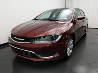 2015 Chrysler 200 Limited - 1030190554