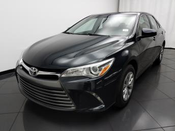 2016 Toyota Camry LE - 1030190583