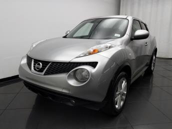 2011 Nissan JUKE SL - 1030190585