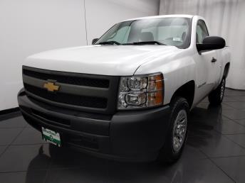 2012 Chevrolet Silverado 1500 Regular Cab Work Truck 8 ft - 1030190636